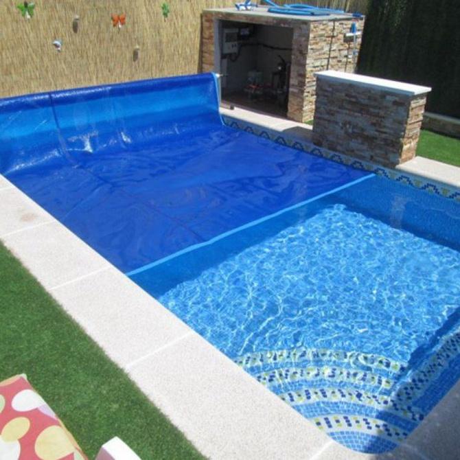 Cómo llegar al mínimo mantenimiento de tu piscina