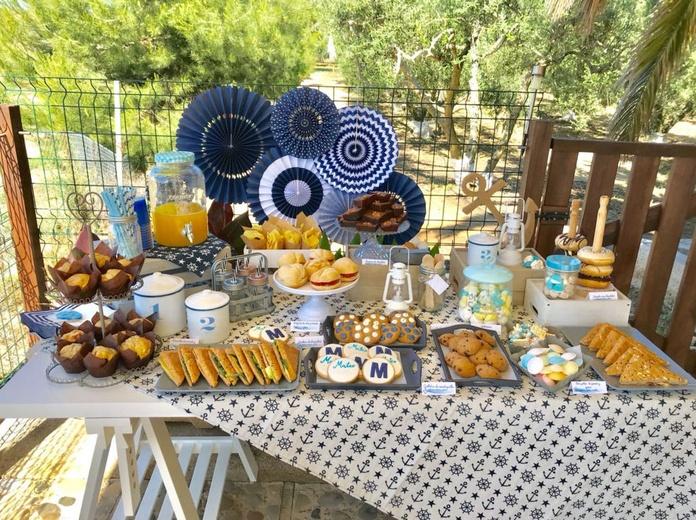 Mesa dulce comunión