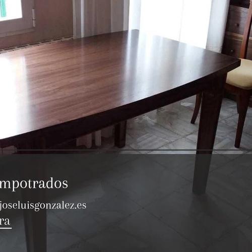 Carpintería ebanistería en Ávila | Carpintería José Luis González