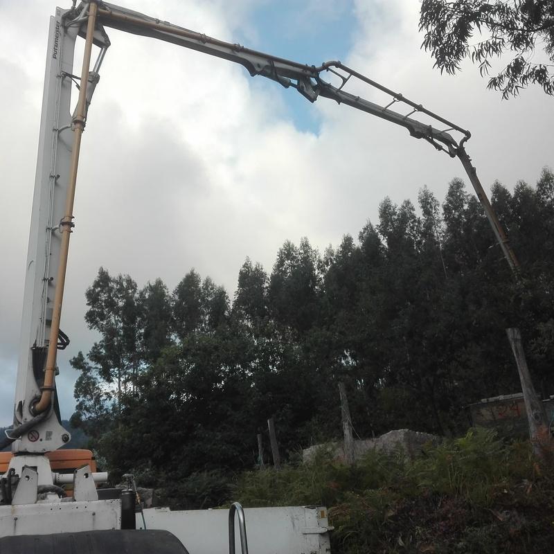 Servicios para obras públicas: Servicios que ofrecemos de E.P.  Martiño