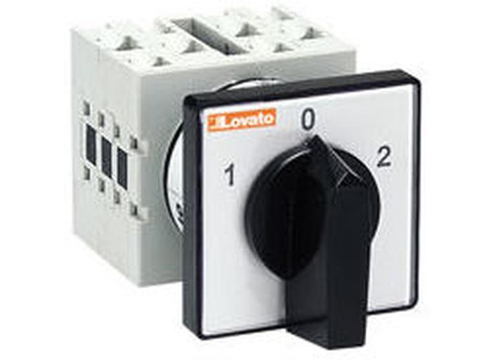 Interruptores rotativos : Productos  de JYG Automática Industrial