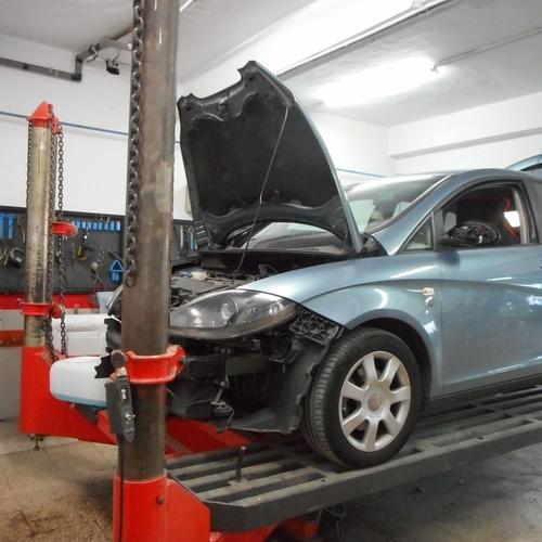 Taller mecánico en Portugalete