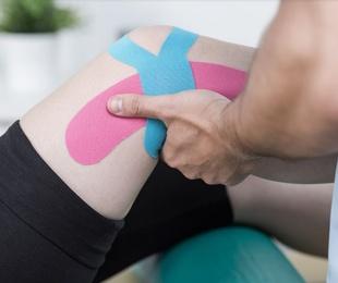 Fisioterapia: Vendaje Neuromuscular