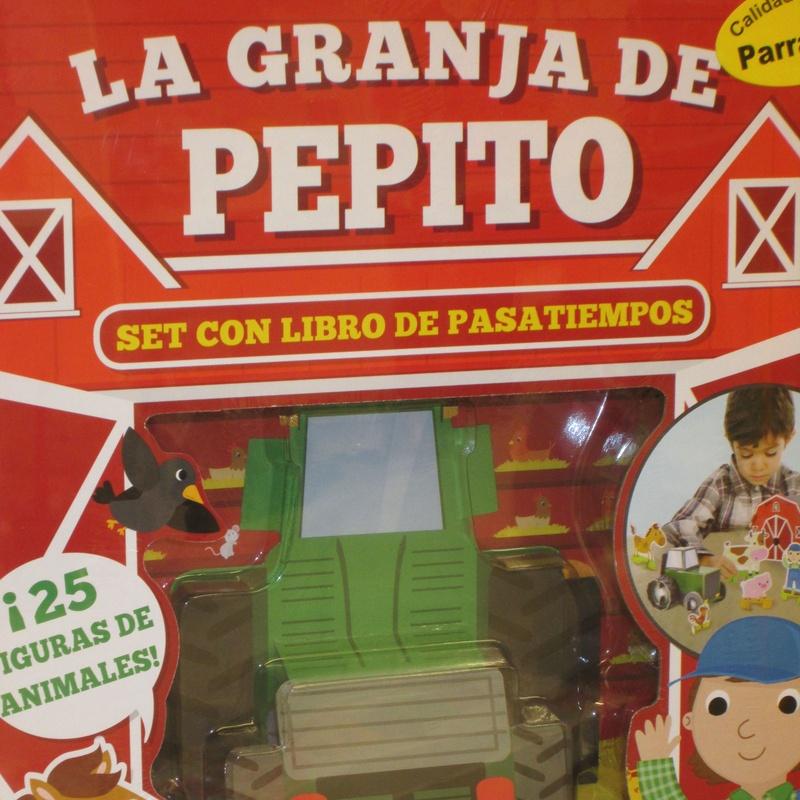 LA GRANJA DE PEPITO. PARRAMON