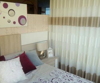 Confección de cortinas en Murcia