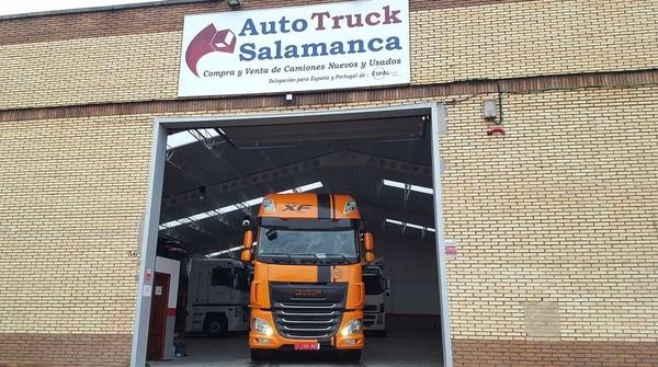 Camiones usados en Salamanca con la mejor relación calidad precio en Autotruck Salamanca