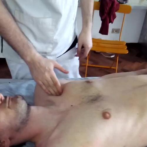 Clases de Quiromasaje Avanzado :Tratamiento pectoral