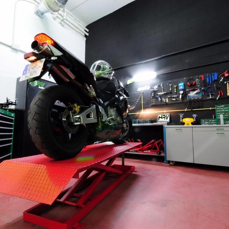Neumáticos: Servicios de HRV MOTOR