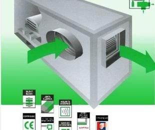 Otras cajas de ventilación