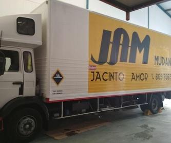 Embalaje: Servicios de Mudanzas Jacinto Amor