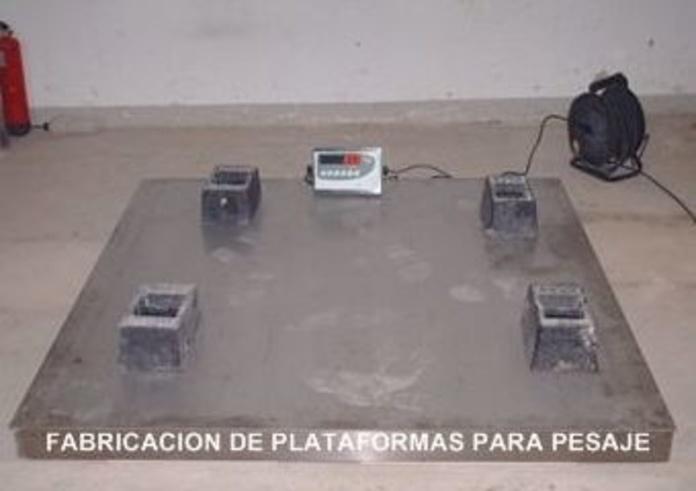 Plataformas: Servicios de Básculas y refractómetros Barrilero y García, S.L.