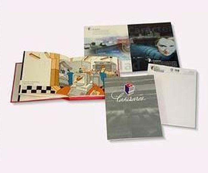 Diseño: Especialidades de Cañizares Artes Gráficas