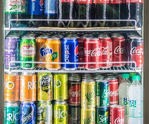 Distribución de refrescos