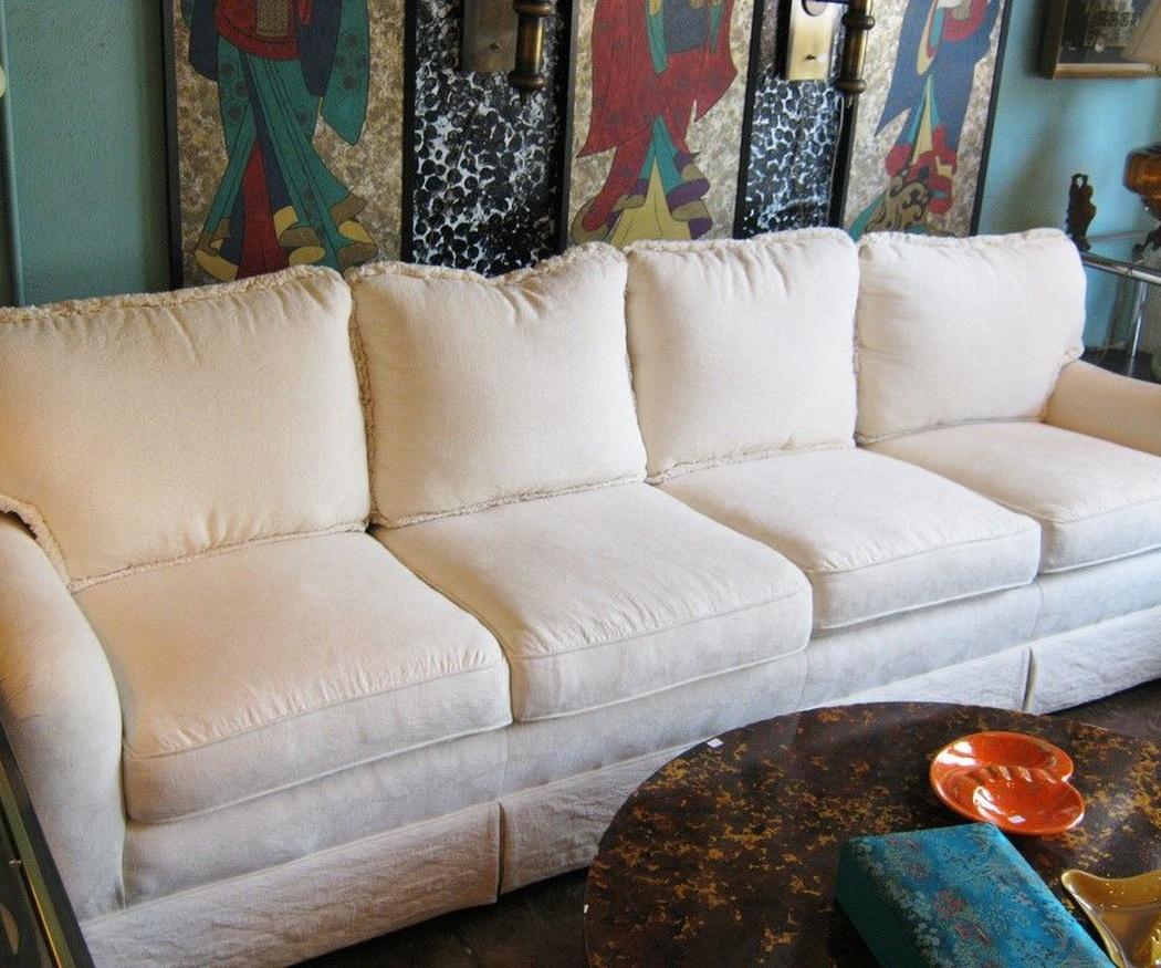 Cómo limpiar el sofá según el tipo de manchas