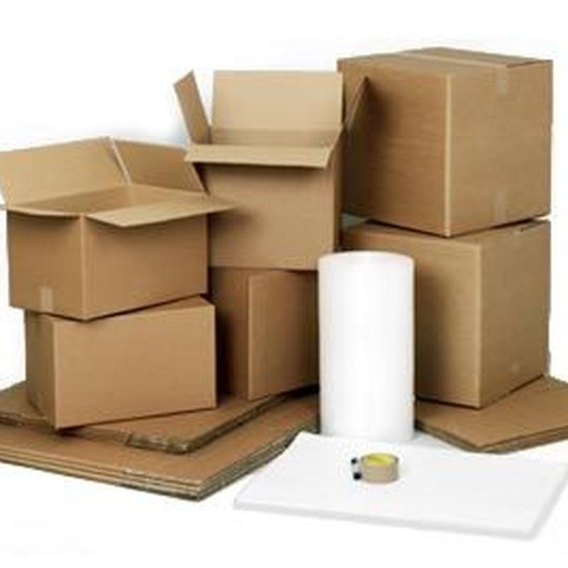 Cajas: Servicios de Mudanzas Nerja