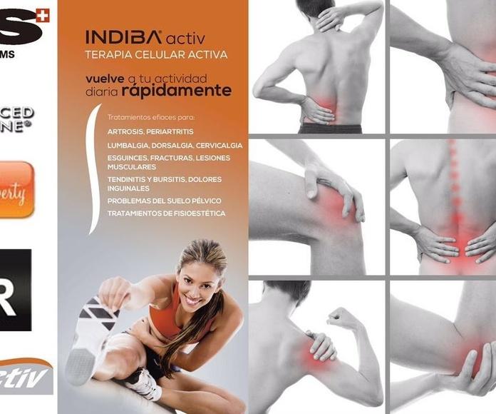 EPI en Las Palmas, Tratamiento de las tendinosis aquileas, tendinosis rotulianas, roturas fibrilares