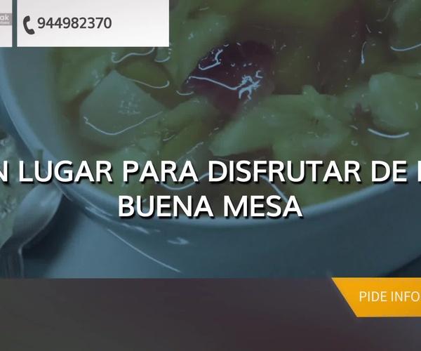 Comer chuletón en Bilbao | Albokak Jatetxea