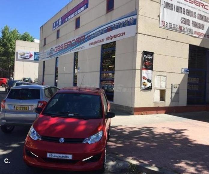 Aixam City Pack Súper Ocasión 2016: Servicios de Gesercar