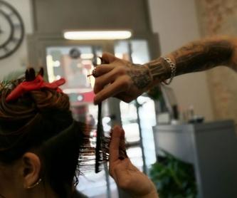 Cortes de pelo: Servicios de Corto y Cambio