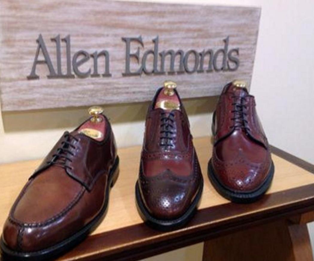 Los zapatos Allen Edmonds