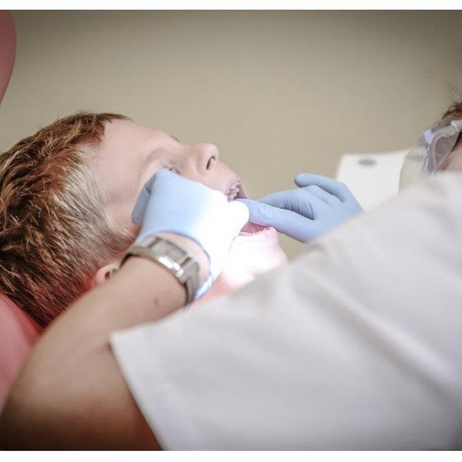 Acostumbra a tu hijo a ir al dentista de manera regular