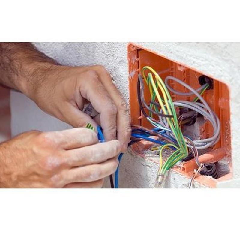 Instalaciones eléctricas: Servicios de Casa Álvarez, S.A.