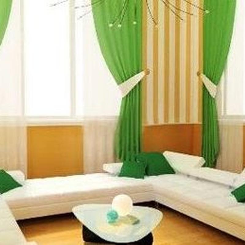 Servicio especial decoración hogares : Producto de Tapicenter Costasol