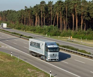 Las matriculaciones de camiones caen un 20% en noviembre