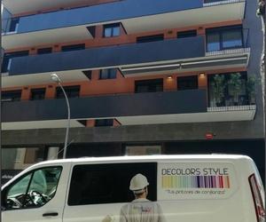 Promotora La LLave de Oro, obra Calle Pere Abanto,1-3 de Barcelona