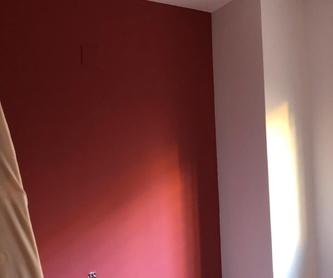 Decoración de habitaciones infantiles: Servicios de Pinturas y Decoración SierraMadrid