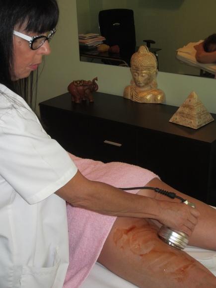 Tratamiento corporal:ultracavitación
