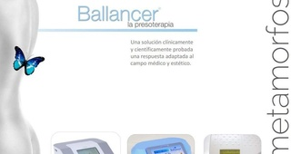 BALLANCER ( La presoterapia)