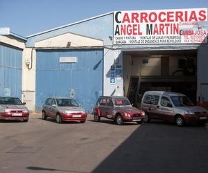 Galería de Talleres de chapa y pintura en Salamanca | Carrocerías Ángel Martín Carbajosa