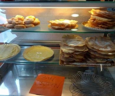 Comida sin gluten en Galicia