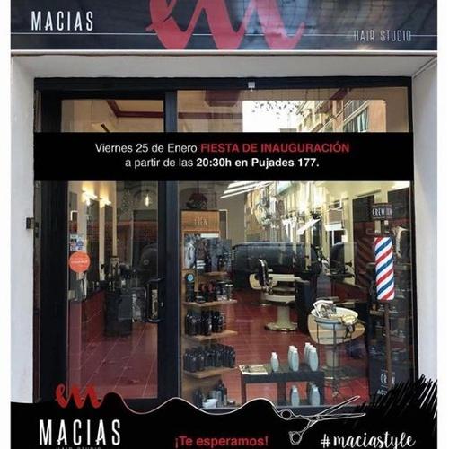 Unisex barber shop Poblenou Barcelona