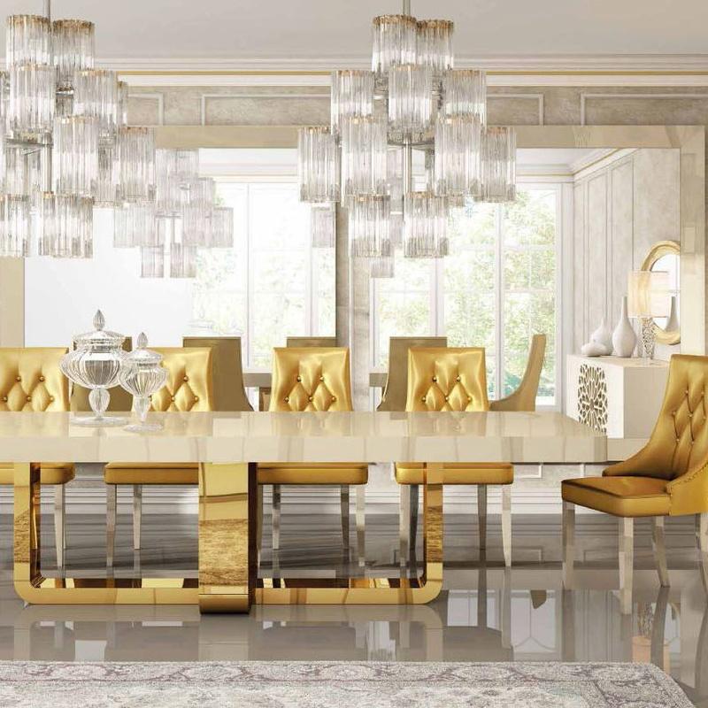 Furniture colecciön Luxury: Catálogo de muebles y sofás de Goga Muebles & Complementos