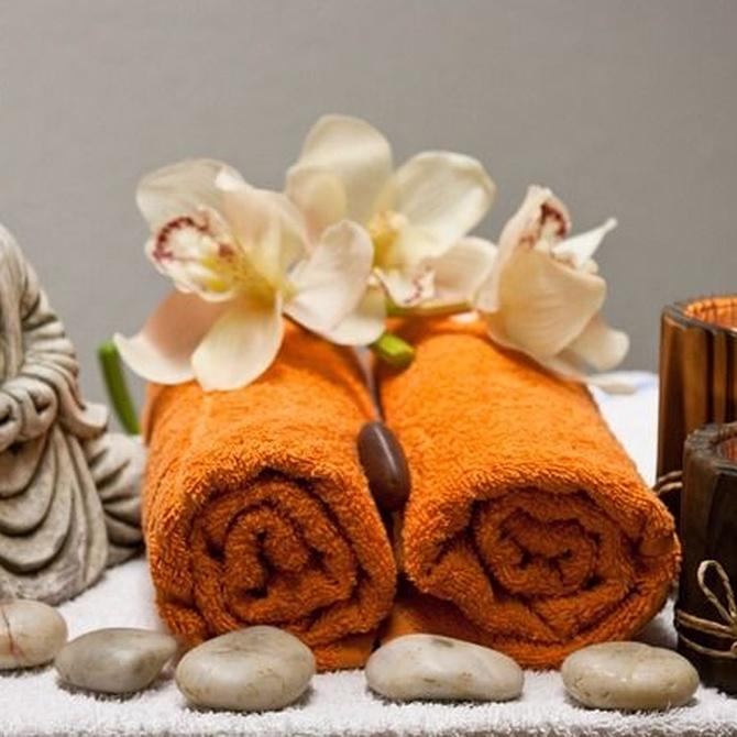 Beneficios de un masaje tailandés