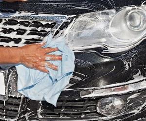 Limpieza integral de vehiculos