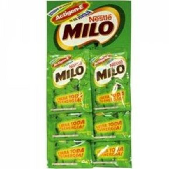 Milo en sobres: PRODUCTOS de La Cabaña 5 continentes