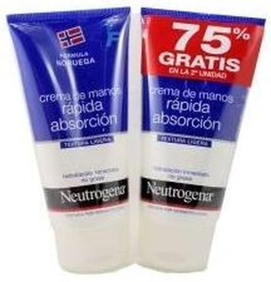 NEUTROGENA crema manos absorción rápida: Productos y Promociones de Farmacia Lucía