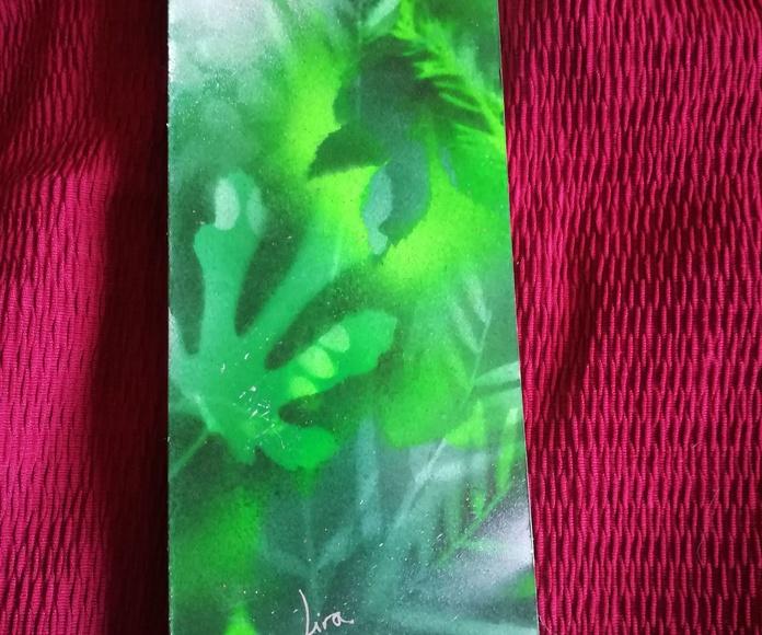 Cuaderno pintado a mano, algo único creado por LiraNaturaleza