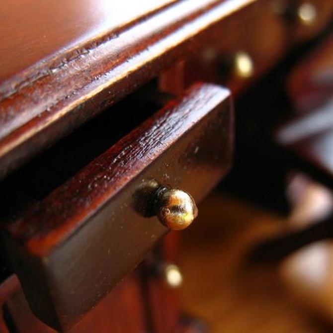 Cómo hay que cuidar los muebles de madera