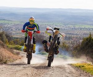 Ropa de moto de enduro, cross y ATV