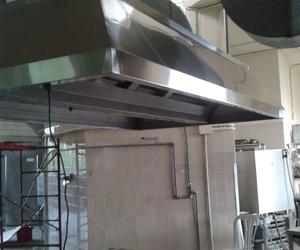 Instalación de maquinaria de acero inoxidable