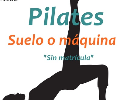 Ven a hacer PILATES a FISIOESTAR
