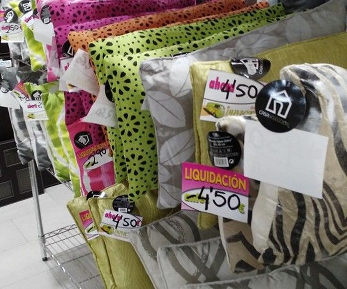 Textiles: Productos de Impacto Hogar
