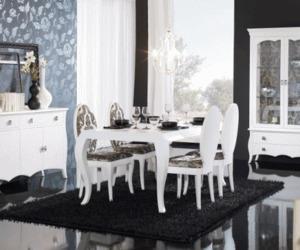Mesas de salon-comedor