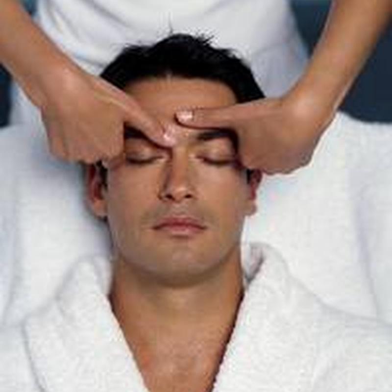 Tratamientos faciales hombre Gijón