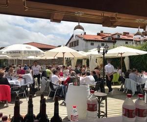 Restaurante con terraza Santillana de Mar