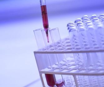 Bioquímica: Servicios de Laboratorio Vicente Ramos